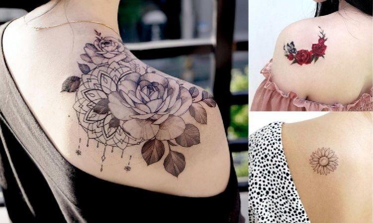 Tatuaże na łopatce - galeria cudownych wzorów