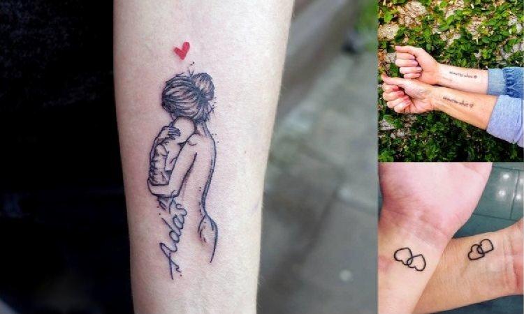 Tatuaże dla mamy i córki – 16 wzorów, które podkreślą tą niezwykłą więź
