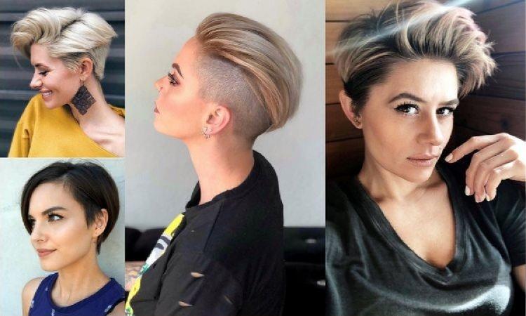 Fryzury pixie i undercut - katalog stylowych propozycji