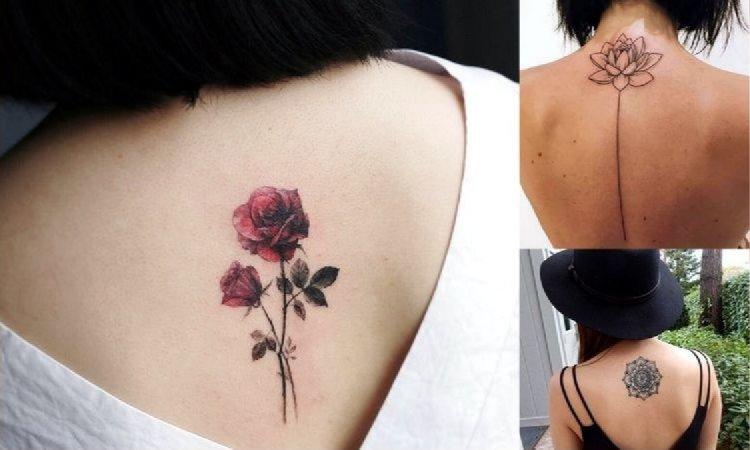 Tatuaż na karku - 21 najpiękniejszych wzorów z sieci