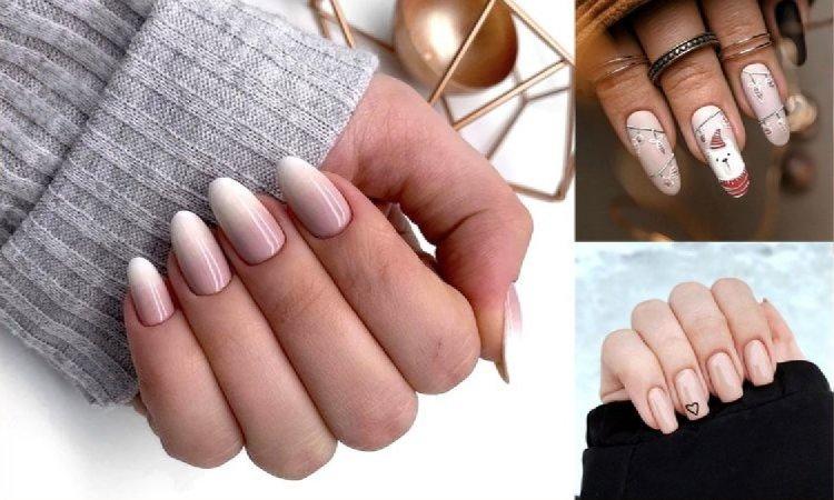 Nude manicure - galeria nowoczesnych i stylowych zdobień