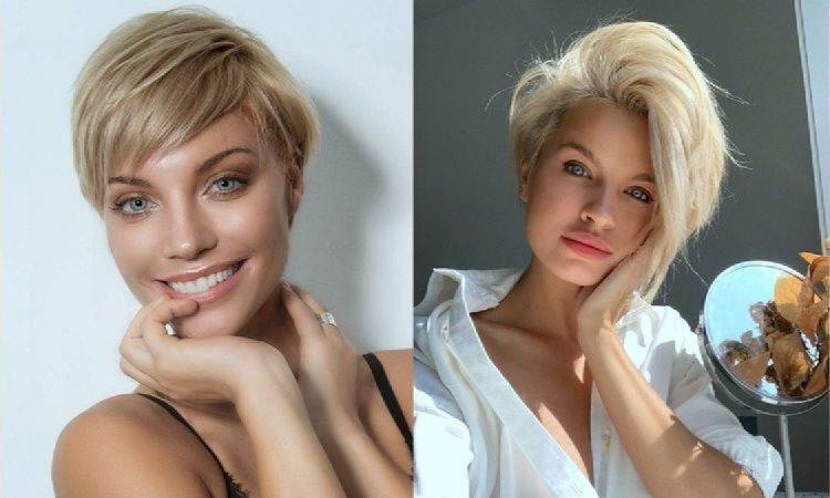 18 krótkich cięć dla blondynek – galeria stylowych fryzur