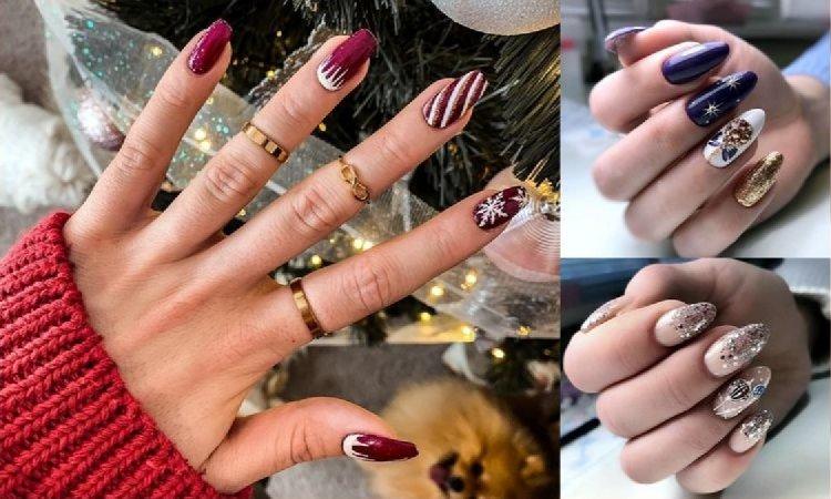 Świąteczny manicure 2019 - galeria niesamowitych pomysłów!