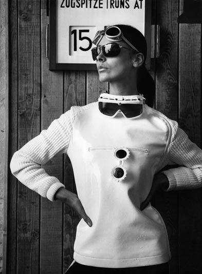 Sesja zdjęciowa kolekcji Chrystian Dior Sport