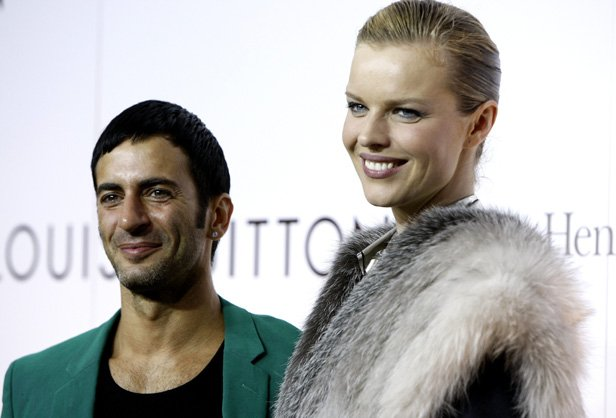 Marc Jacobs & Eva Herzigova