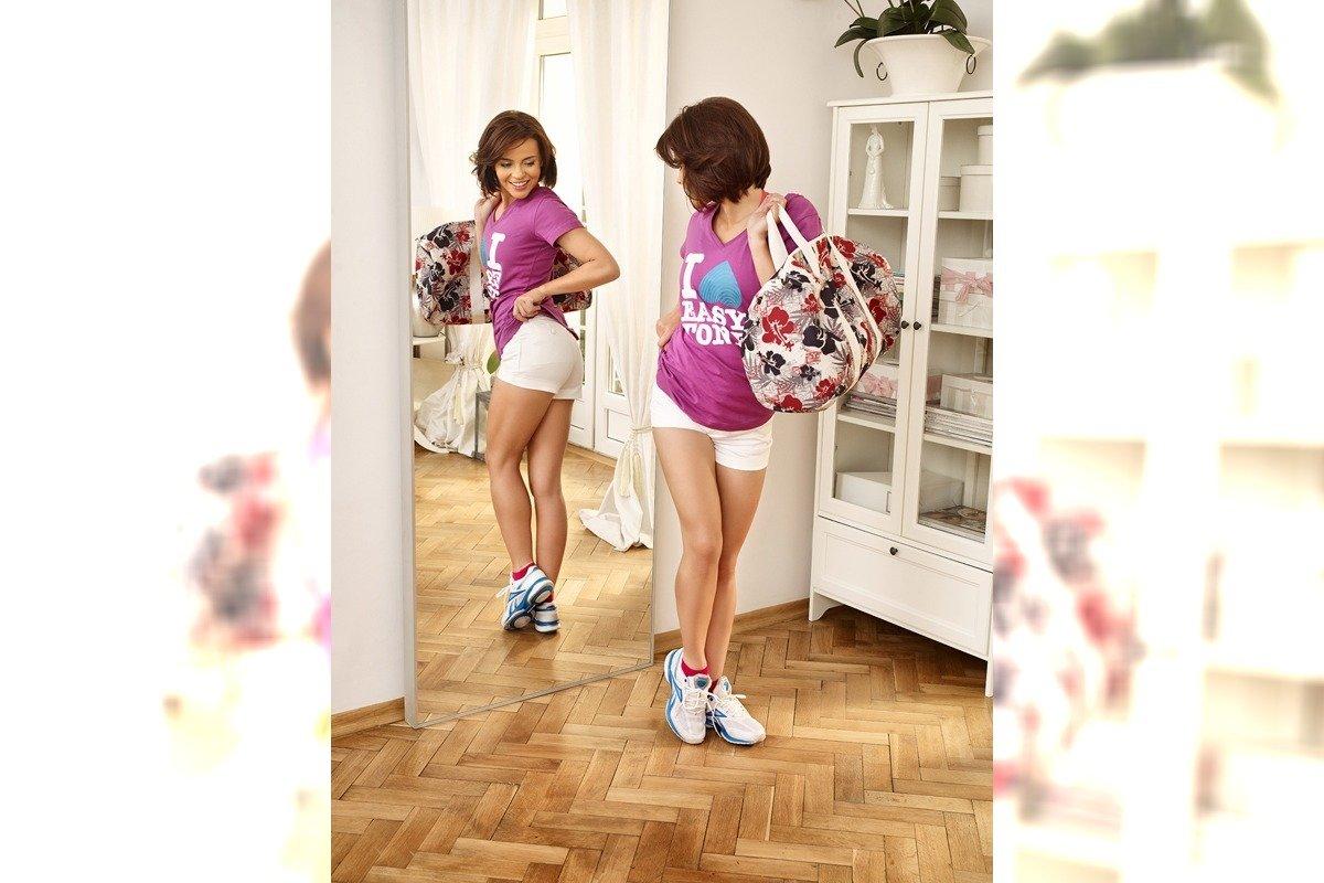 Reebok EasyTone formują pupę i nogi styl.pl