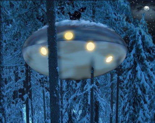 """""""Statek ufo"""""""