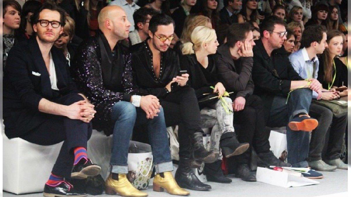 Fashion Philosophy Fashion Week Poland 2011 - pierwszy rząd