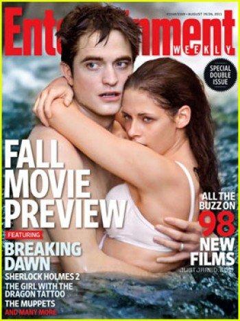 Robert Pattinson i Kristen Stewart
