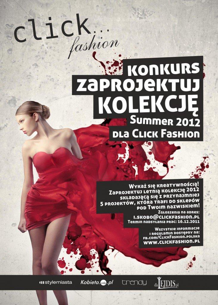 Konkurs dla projektantów Click Fashion