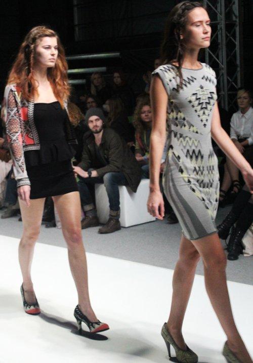 Fashion Week Poland Łucja Wojtala