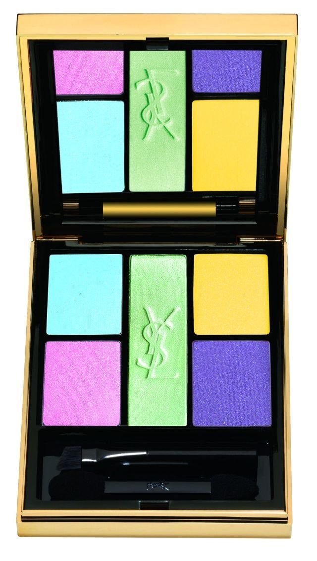 Cienie YSL Ombres 5 Lumieres