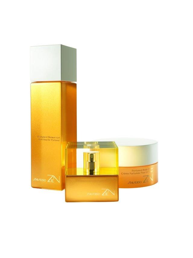 Zestaw Shiseido Zen Line