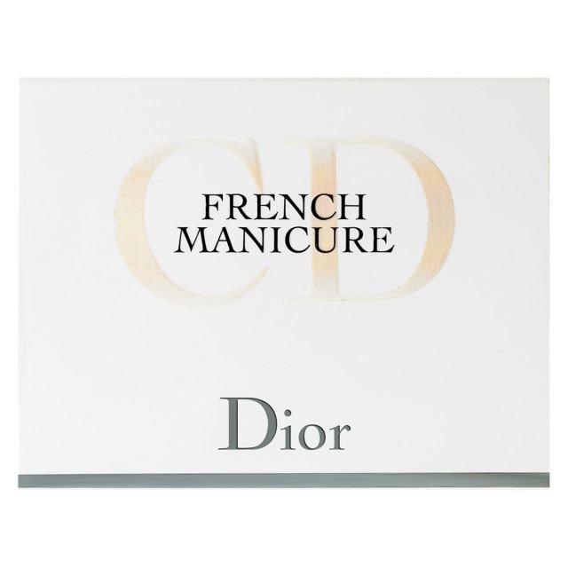 Zestaw do francuskiego manicure Dior