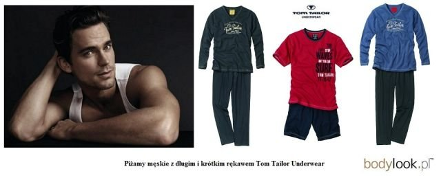 Piżamy Tom Tailor Underwear