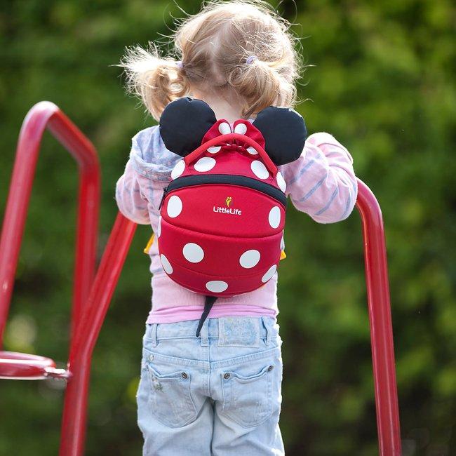Plecaczek Disney Myszka Minnie Little Life-2