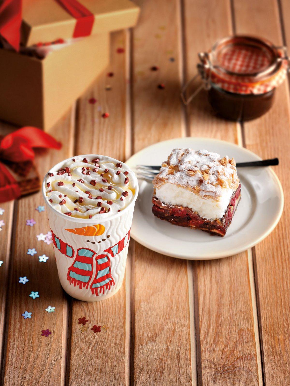 COSTA COFFEE_Zima 2015_Kawa i ciasto