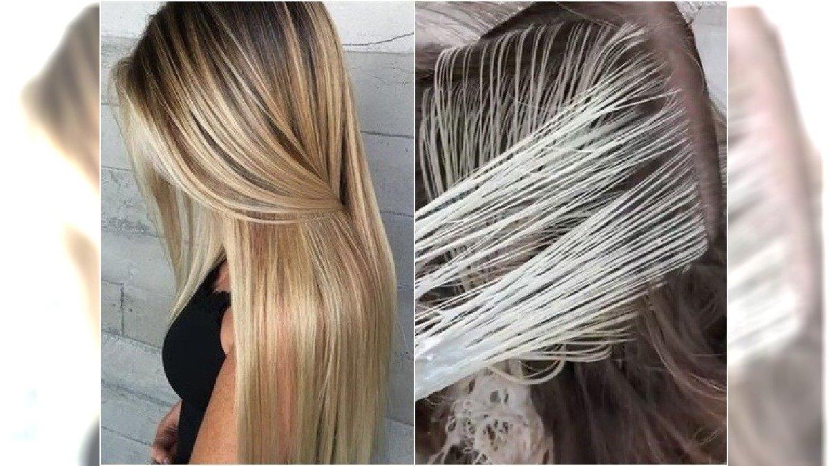 STRANDLIGHTS - nowy trend w farbowaniu włosów