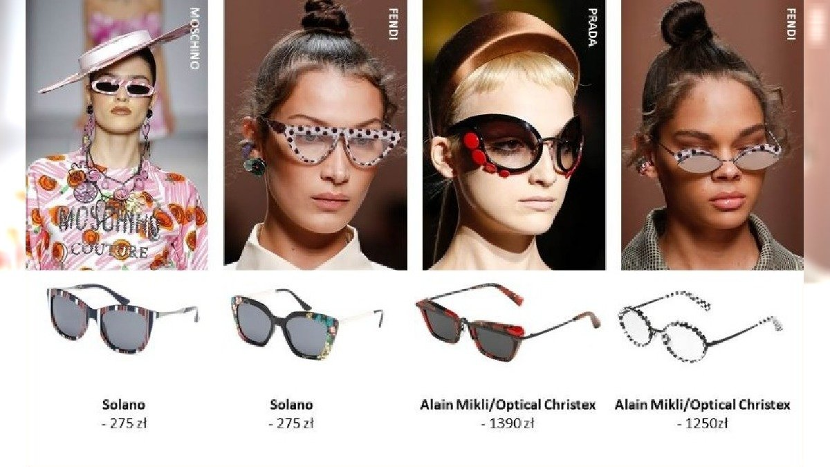 Najgorętsze modele okularów wiosnalato 2019 | Muscat