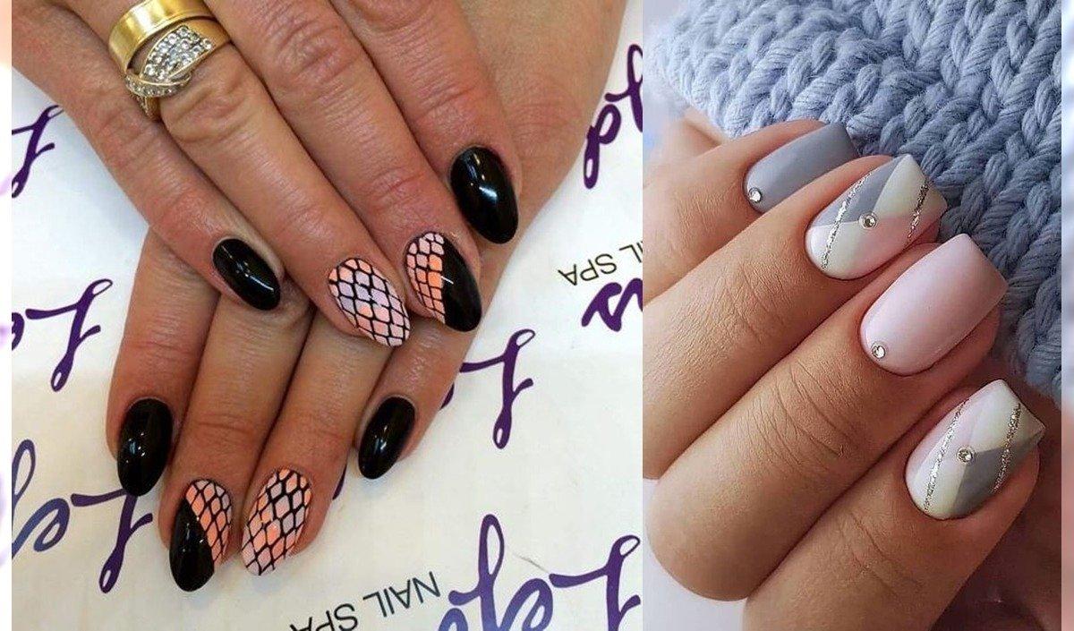 Jesienny Manicure Ponad 20 Wzorow Paznokci Na Nadchodzaca Jesien