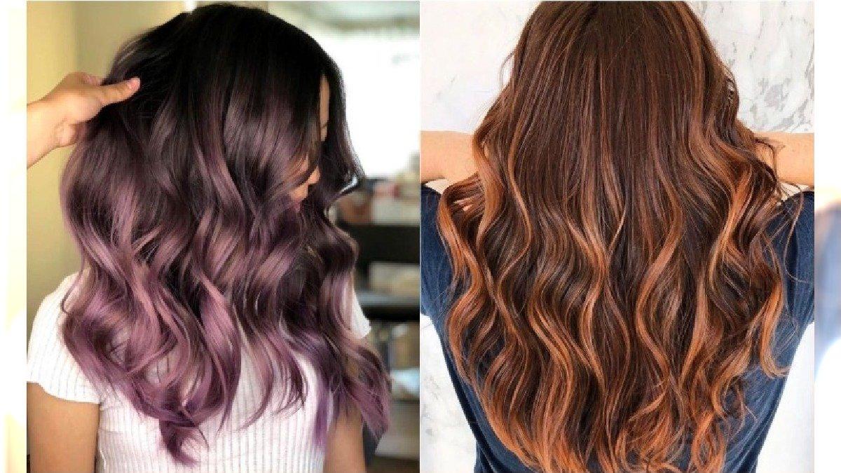 Modne kolory włosów 2020: Pomysły na metamorfozę dla brunetek