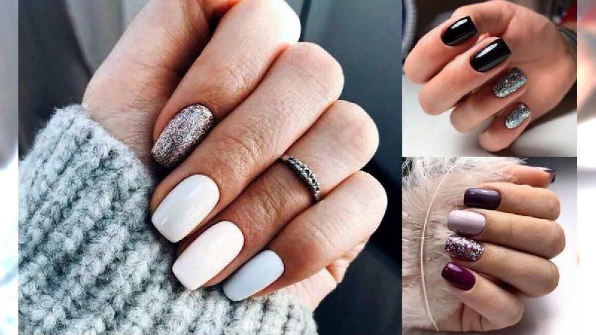 35 pomysłów na manicure z dodatkiem brokatu! [GALERIA]