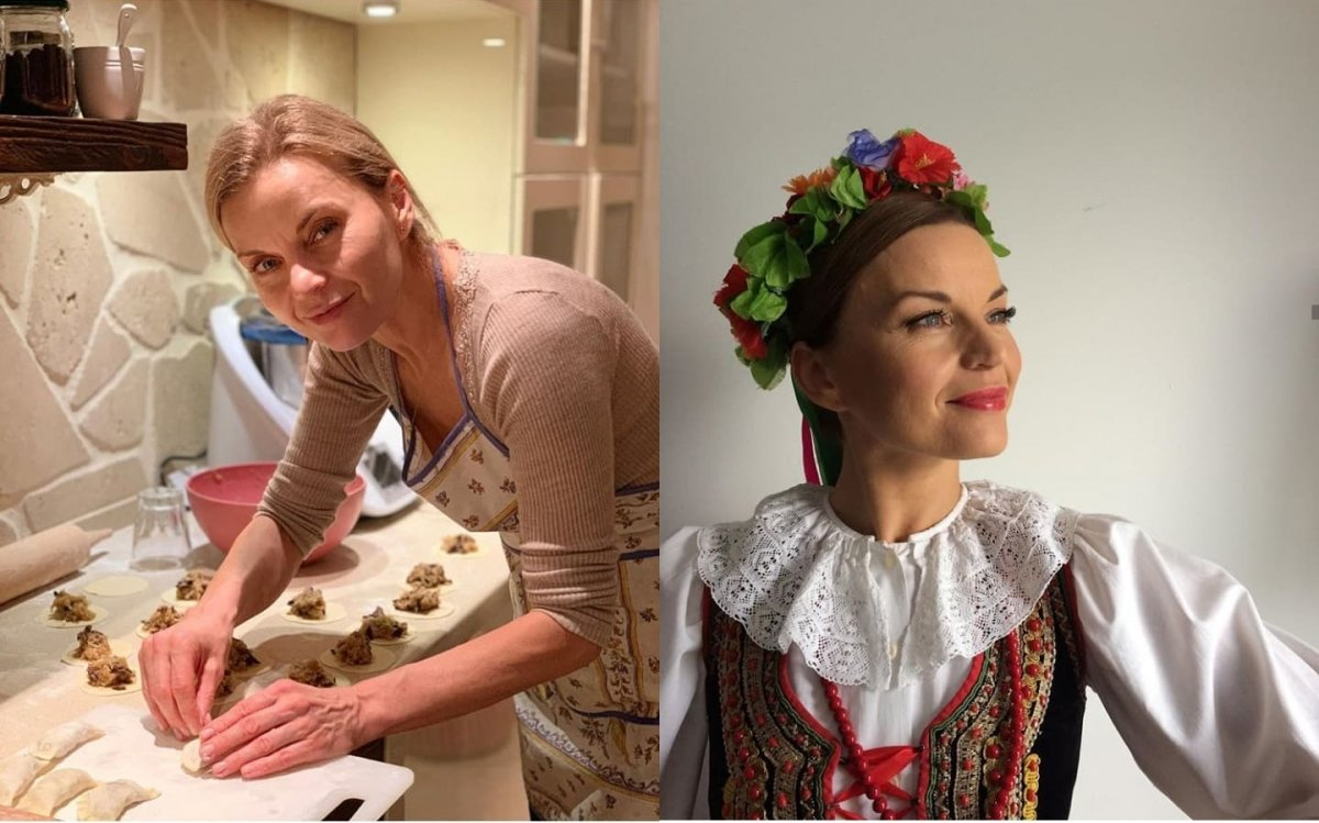 Urodzinowa Małgorzata Foremniak opublikowała swoje zdjęcie z dzieciństwa. W życiu nie zgadlibyście, że to ona!