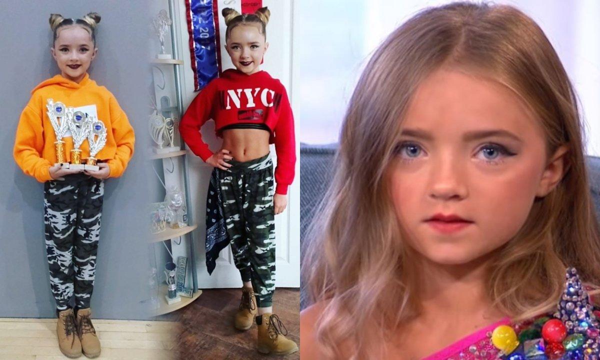 Mama 9-latki zmusza ją do makijażu i bycia celebrytką. Dziewczynka traci dzieciństwo w okrutny sposób
