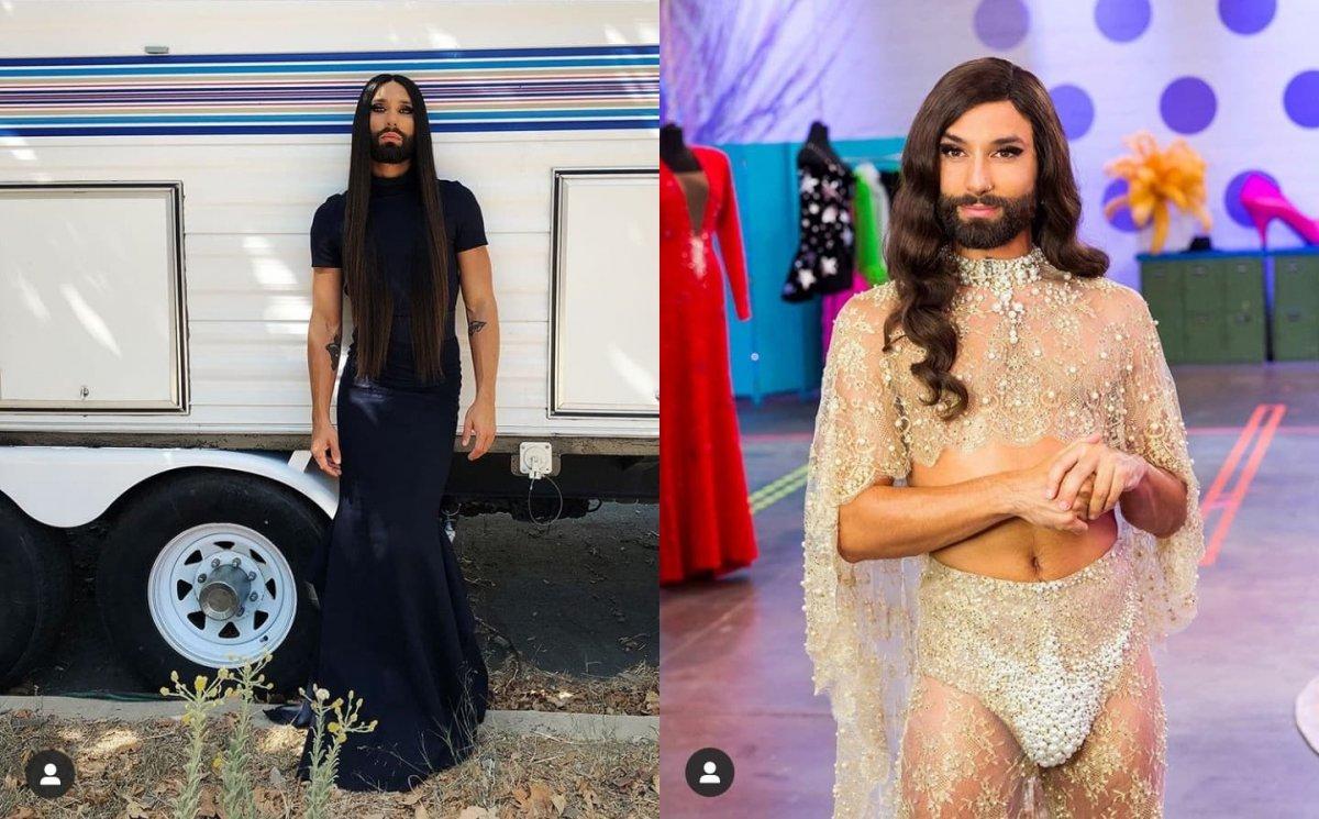 """Conchita Wurst już nie paraduje w sukience: """"Została pogrzebana"""" - przyznaje artysta. Nowy wizerunek Thomasa zaskakuje"""
