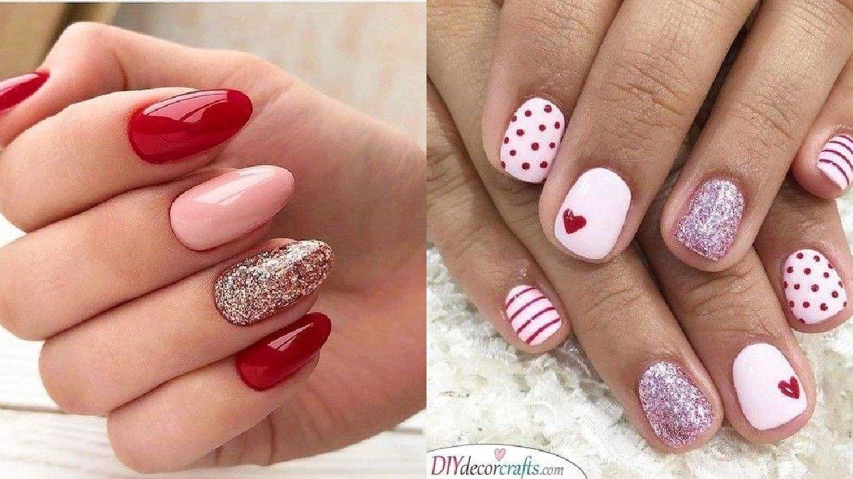 Czerwone paznokcie - 25 pomysłów na czerwony manicure [GALERIA 2020]