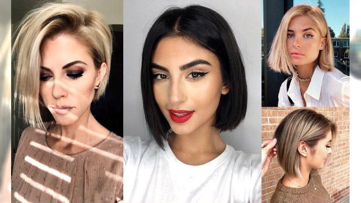 Włosy w pół szyi – galeria ultrakobiecych trendów na nadchodzący sezon