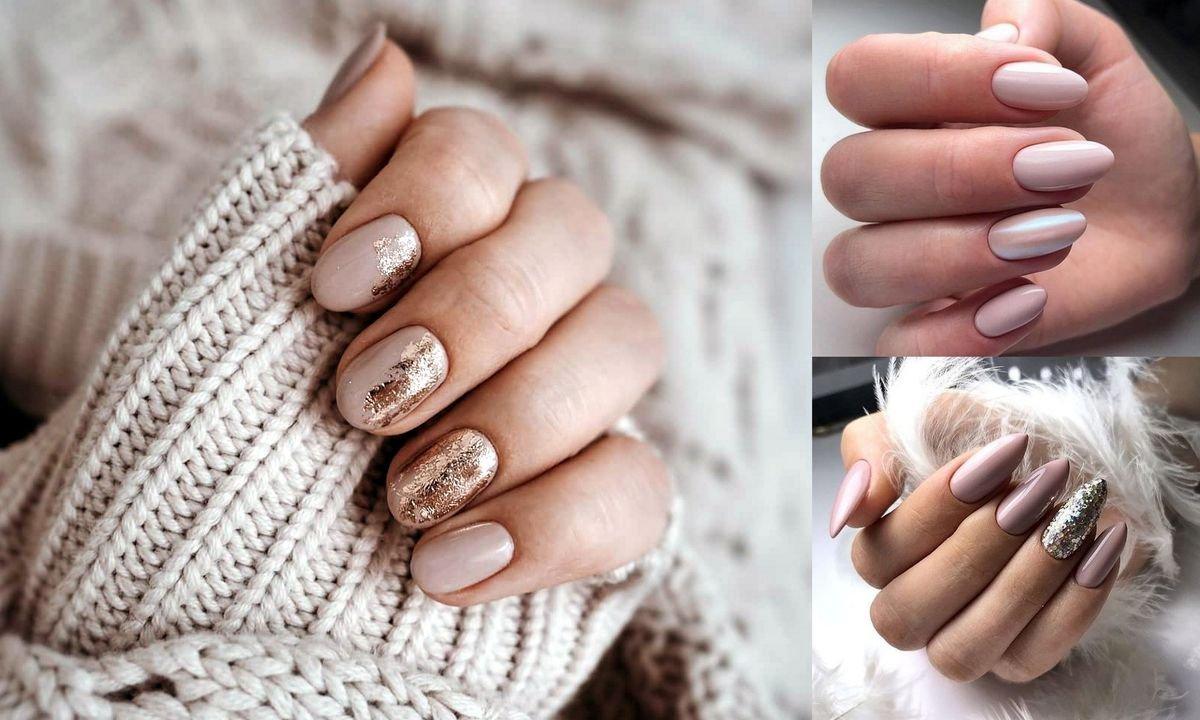 Nude manicure - przeglądamy najpiękniejsze zdobienia na wiosnę!