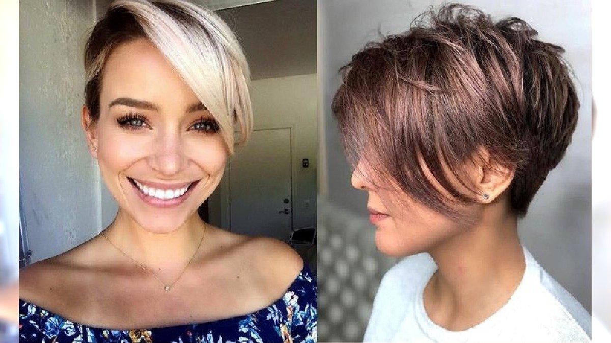 Modne fryzury pixie - katalog najciekawszych cięć