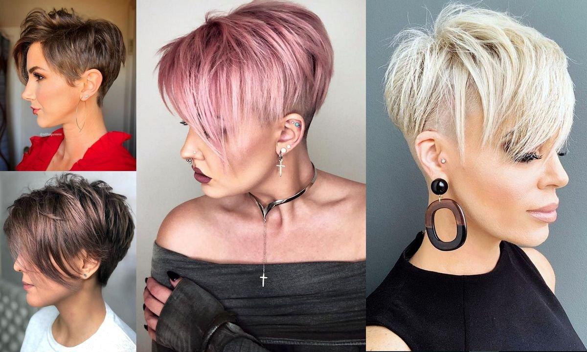 Odmładzające pixie cut - 20 fryzjerskich trendów