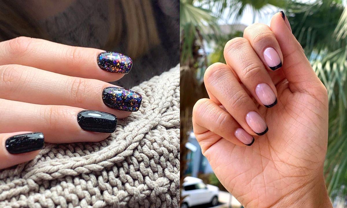 Manicure dla krótkich paznokci - 21 najlepszych stylizacji z sieci