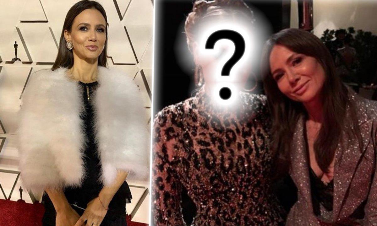 """Kinga Rusin imprezowała z Adele po Oscarach. Pokazała zdjęcie, a fani w szoku: """"Adele taka chuda?!"""""""