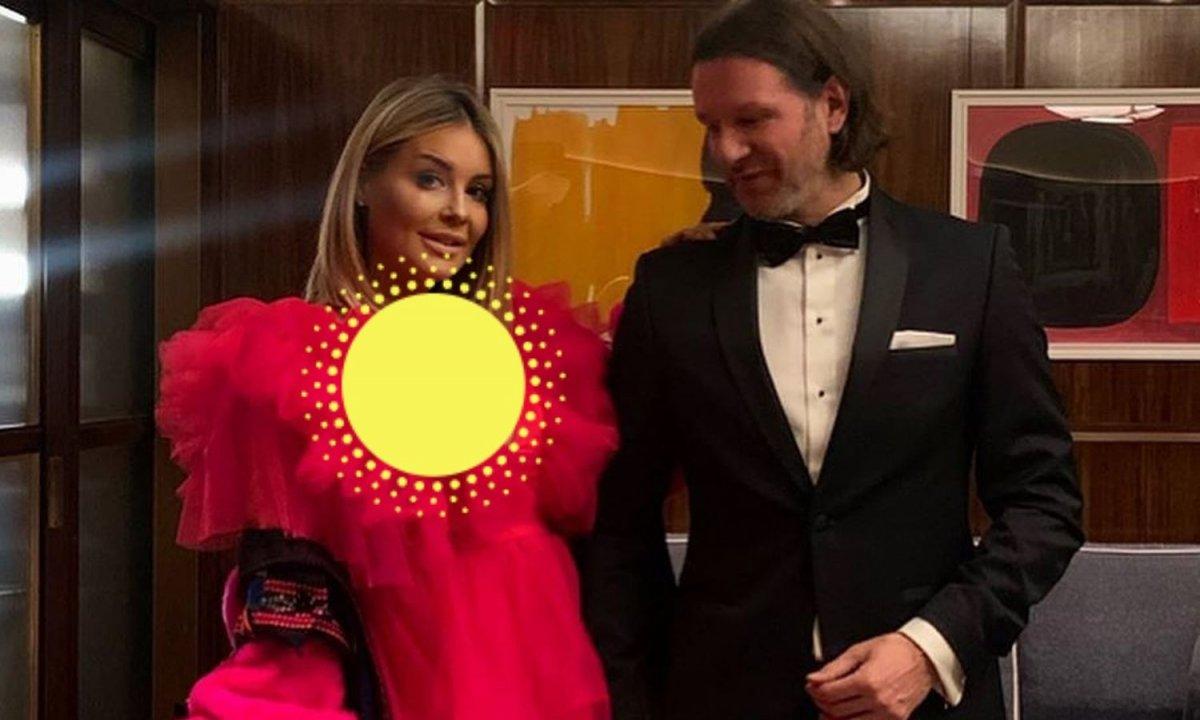 Małgorzata Rozenek z ogromnymi piersiami w balowej kreacji. Fani: Czyli jednak brzuch został zabrany do NY