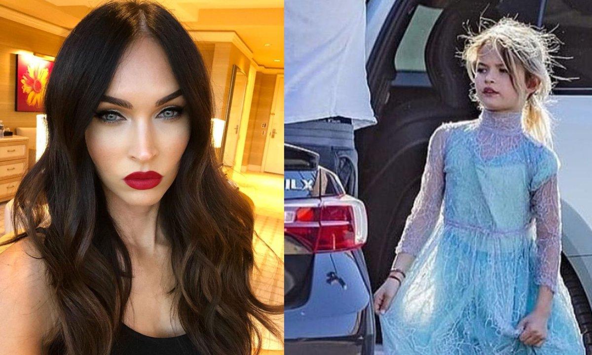 7-letni syn Megan Fox w sukience. Najnowsze zdjęcia mocno poruszyły internautów: Ma zaburzenia rozwoju płci?