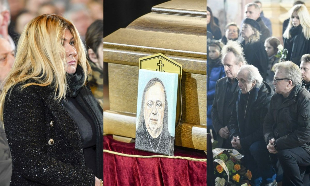 Pogrzeb Romualda Lipki. Gwiazdy, najbliżsi i tłumy fanów żegnają znakomitego artystę