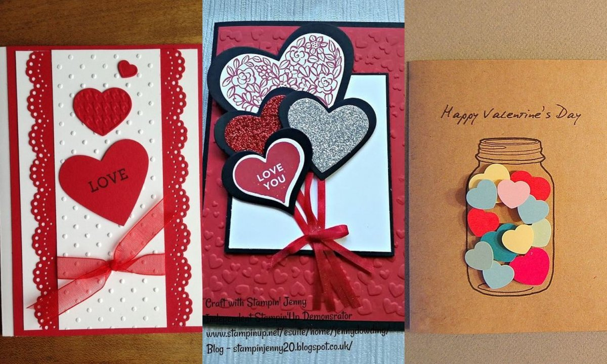Walentynki 2020: Kartki walentynkowe, które zrobisz sama. Pomysły DIY