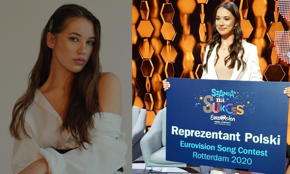 Alicja Szemplińska będzie reprezentować Polskę na Eurowizji 2020! Kim jest, wiek, Instagram