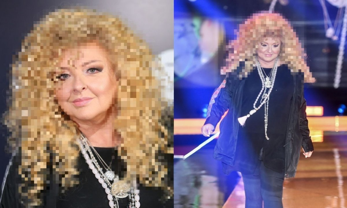 """Magda Gessler na ramówce TVN, ale co się stało z jej włosami? """"Dostała perukę po Villas?"""" - pytają fani"""
