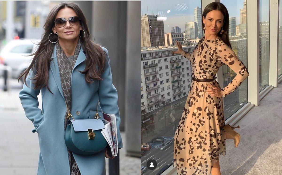 """Kinga Rusin prezentuje stylizację na Galę Empiku 2019 w swojej luksusowej łazience. """"Myślałam, że to piżama"""" - śmieje się fanka. OMG!"""