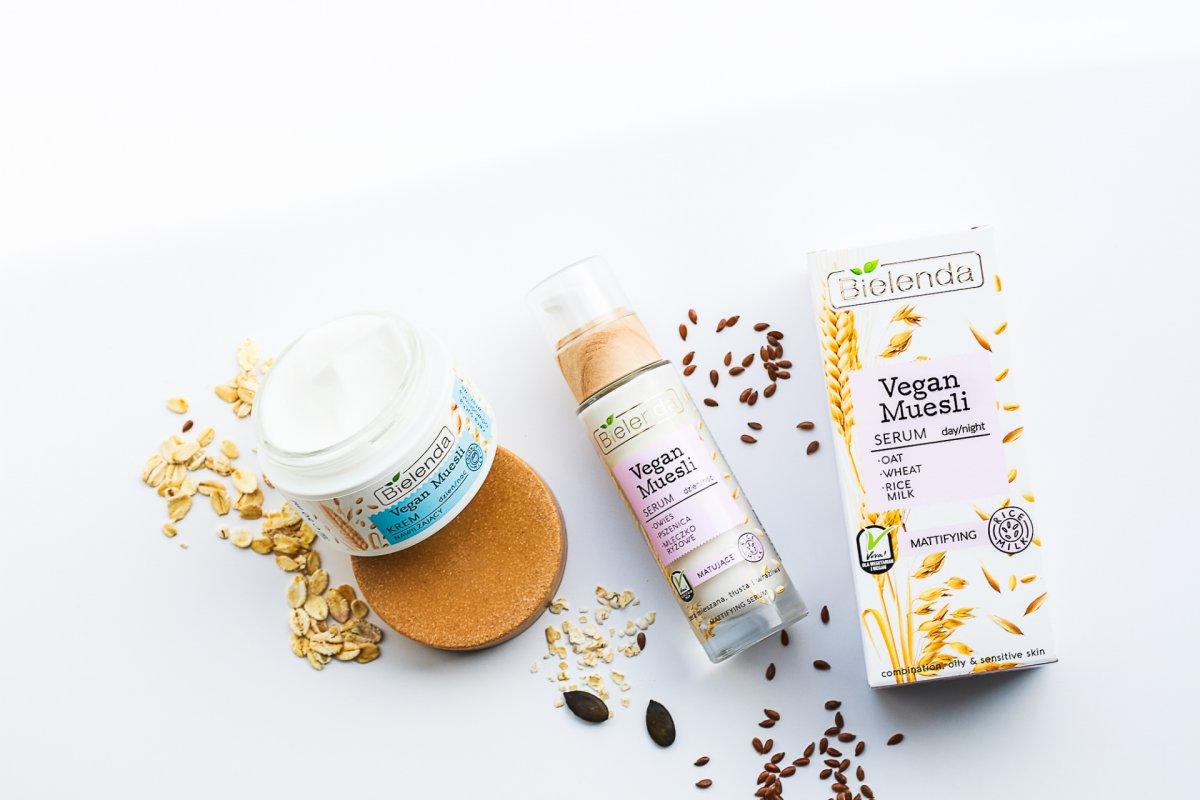 Bielenda Vegan Muesli – wegańskie śniadanie Twojej skóry w trosce o zwierzęta
