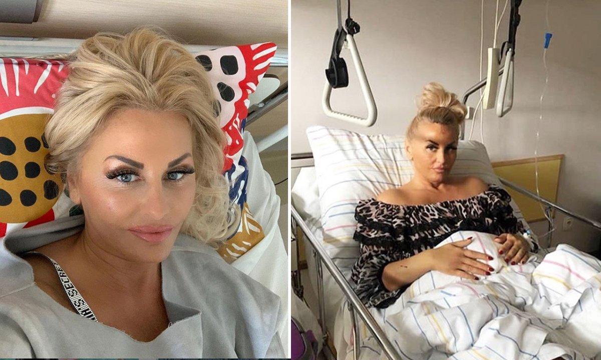 """Dagmara Kaźmierska z """"Królowych Życia"""" trafiła do szpitala. Celebrytka walczy o odzyskanie pełnej sprawności"""
