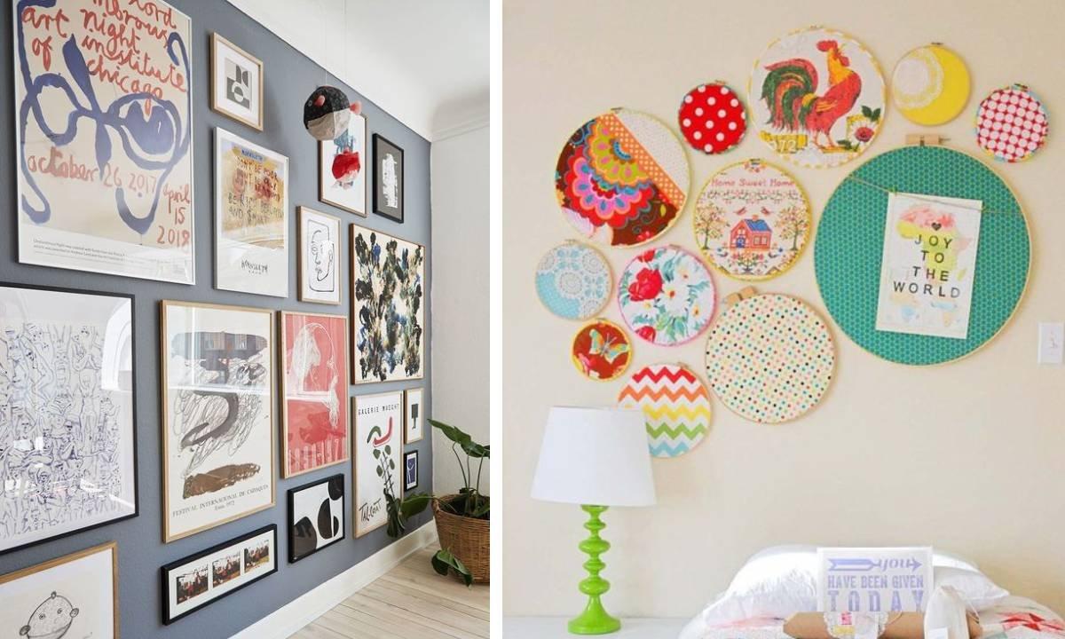 Genialne dekoracje na ścianę - 13 inspiracji, które pokochasz