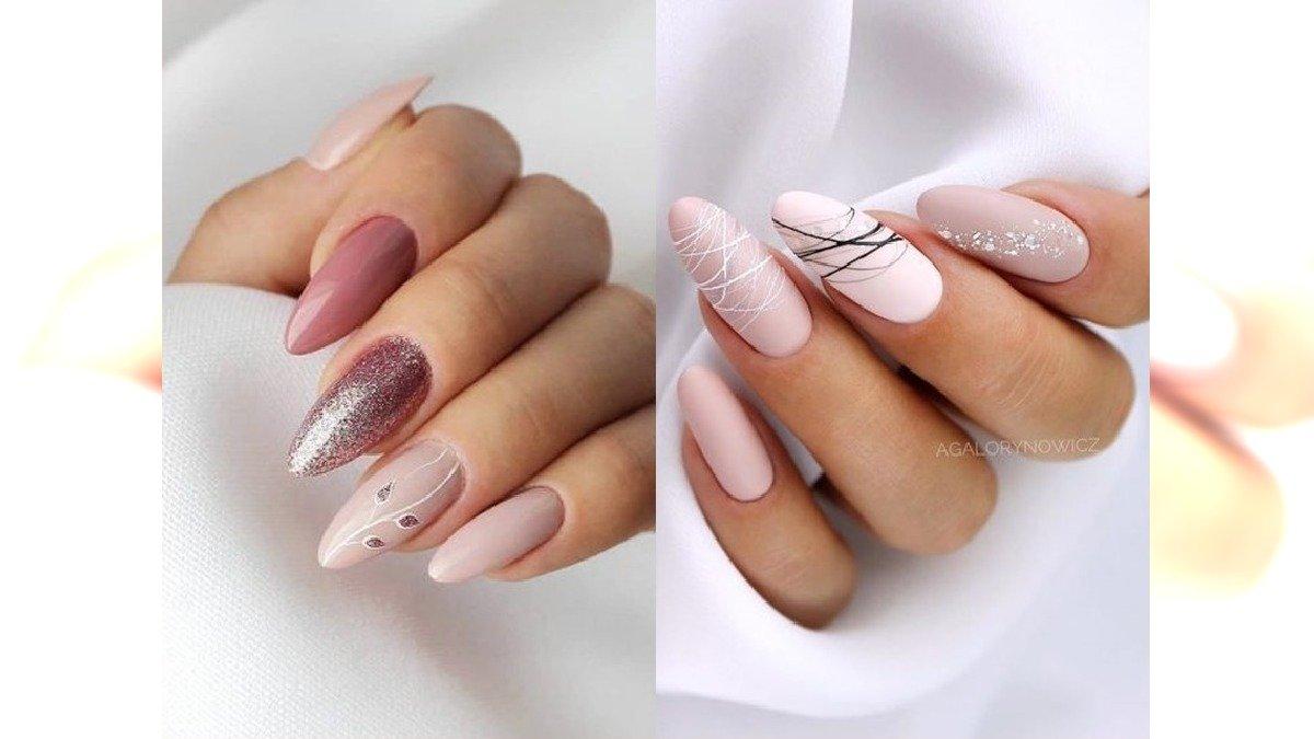 Jasne paznokcie - 22 pomysły na jasny manicure [GALERIA 2020]