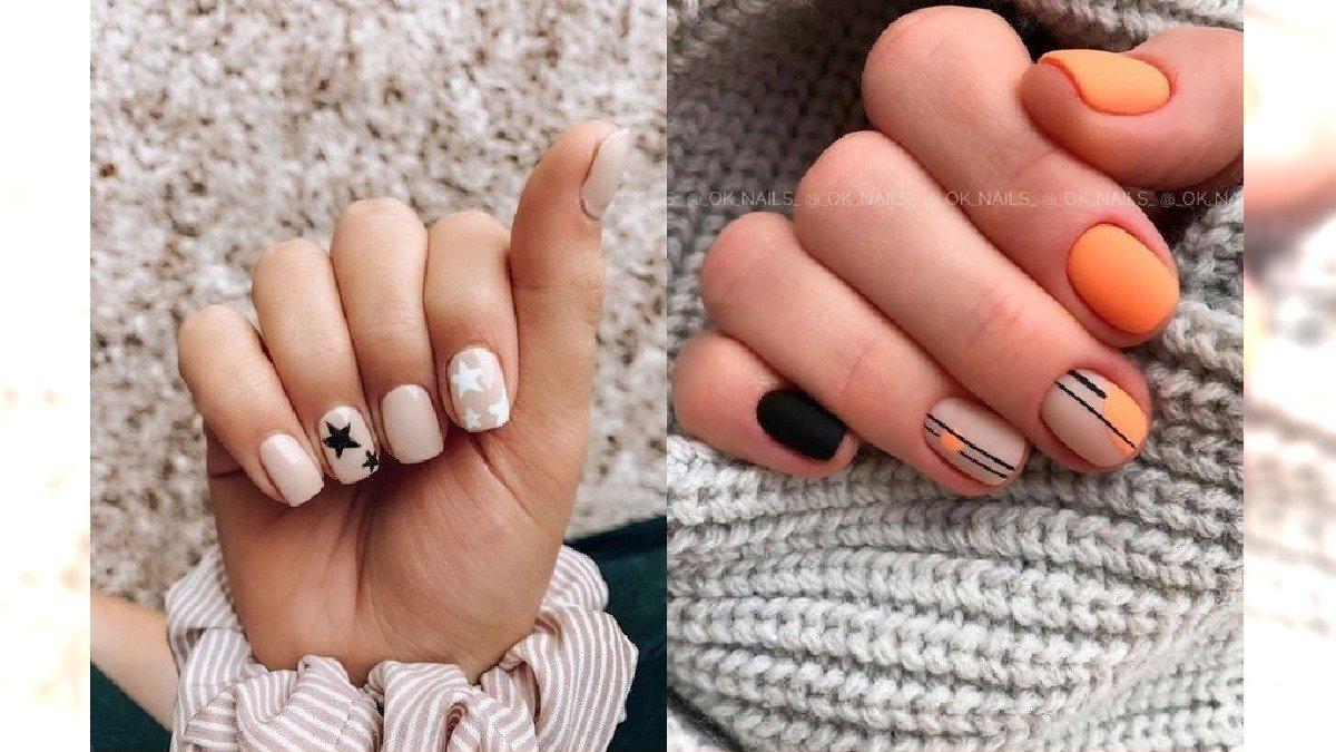 Krótkie paznokcie - 22 pomysły na krótki manicure [GALERIA 2020]