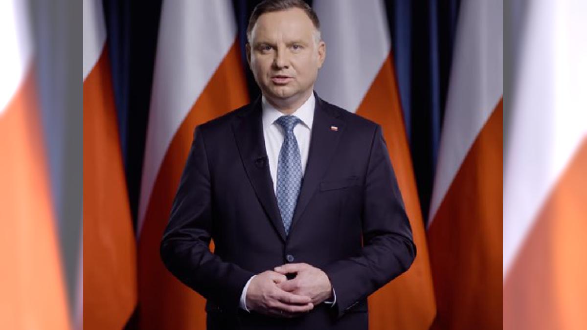 """Przejmujące orędzie Andrzeja Dudy do narodu w sprawie koronawirusa: """"Sytuacja jest poważna"""""""