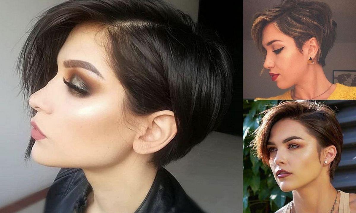 Modne fryzury krótkie - pixie, undercut, asymetryczne, cieniowane i inne!